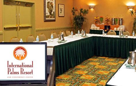 International Palms Resort and Conference Center Cocoa Beach, FL, 1300 North Atlantic Avenue, Cocoa Beach,, FL, 32931